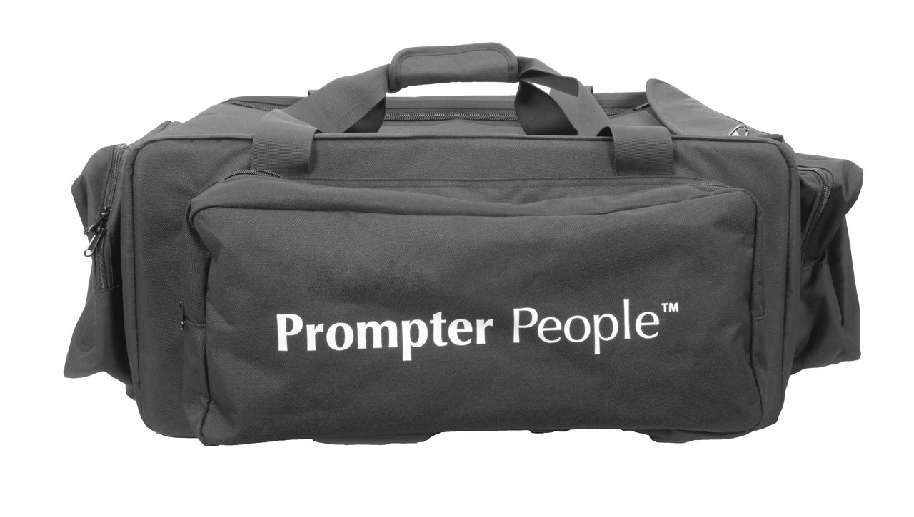 PrompterPeople Flex Plus Soft Bag - Teleprompter