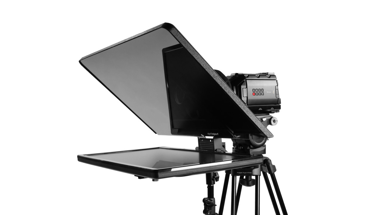 "Flex Plus FreeStand 24""Regular HDMI Monitor Teleprompter"