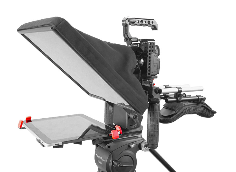 UltraFlex-12 15mm Rail-Mount iPad Model