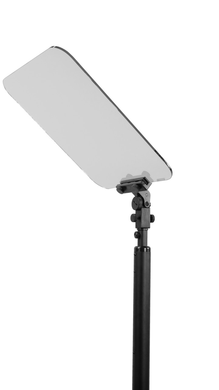 AutoStepper Conference Teleprompter 65/35 Beamsplitter Glass