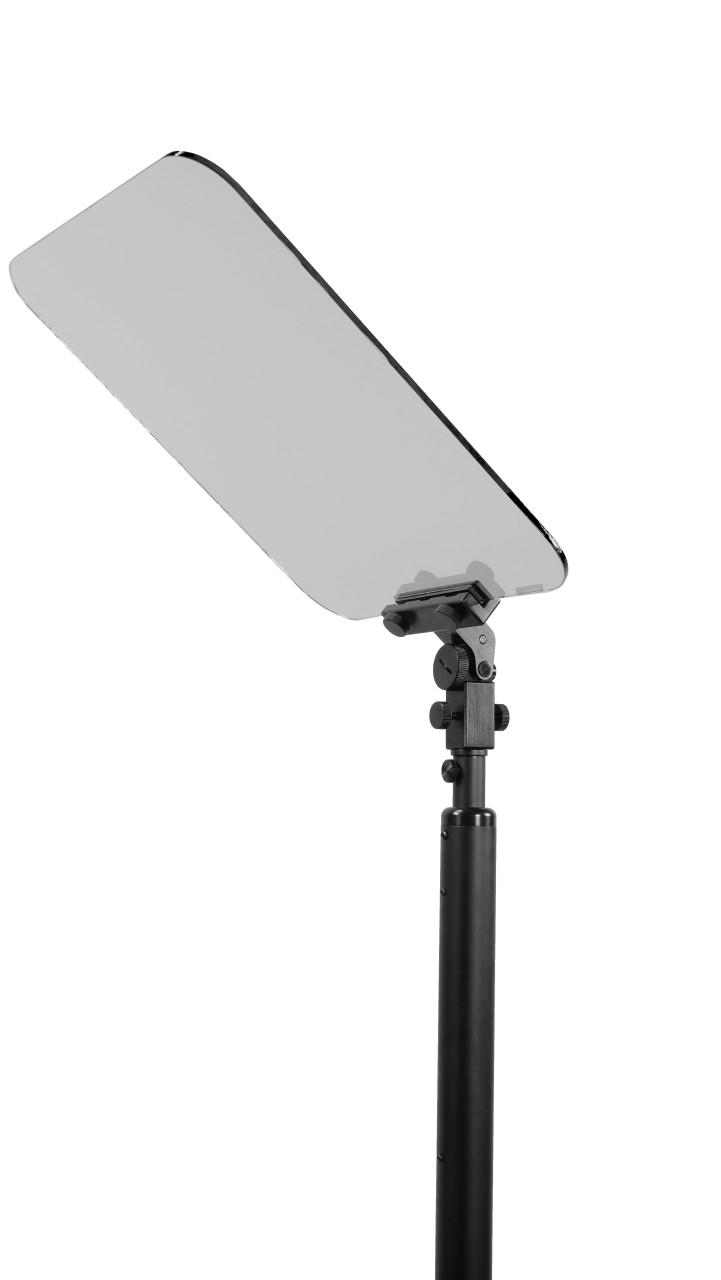 AutoStepper Conference Teleprompter 100/0 Beamsplitter Glass