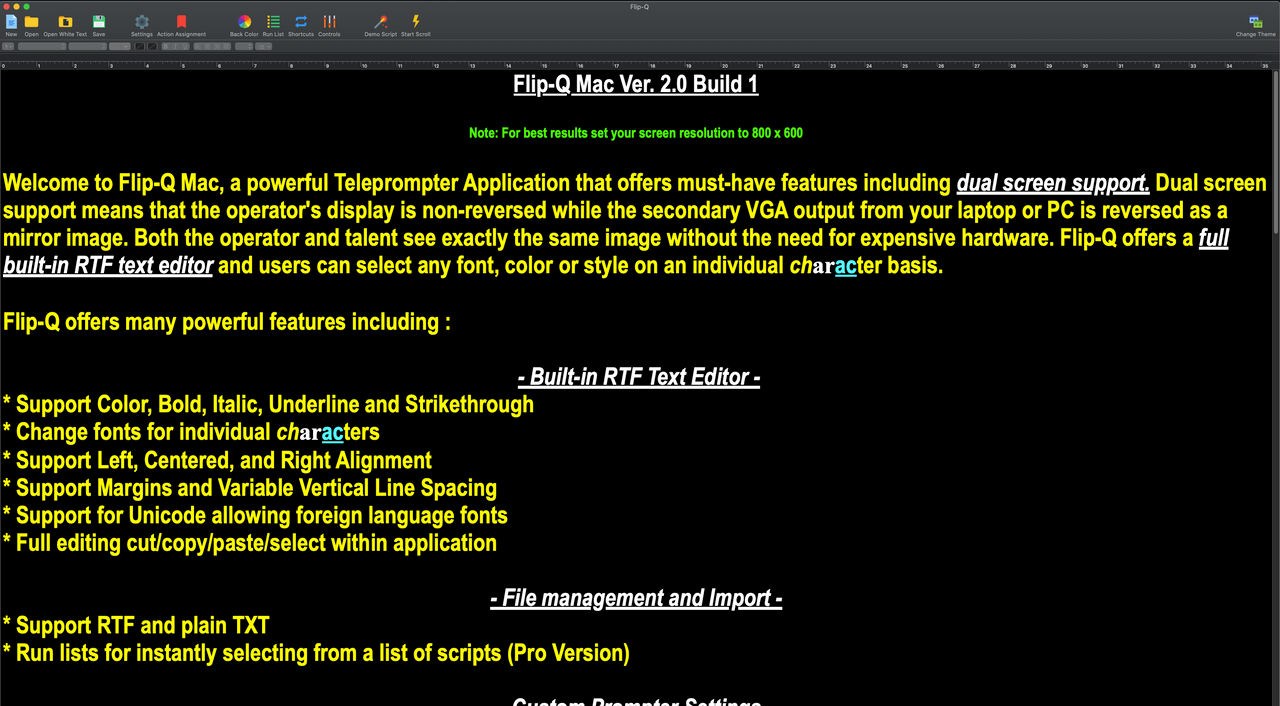 Flip-Q-Pro-Software Download GUI