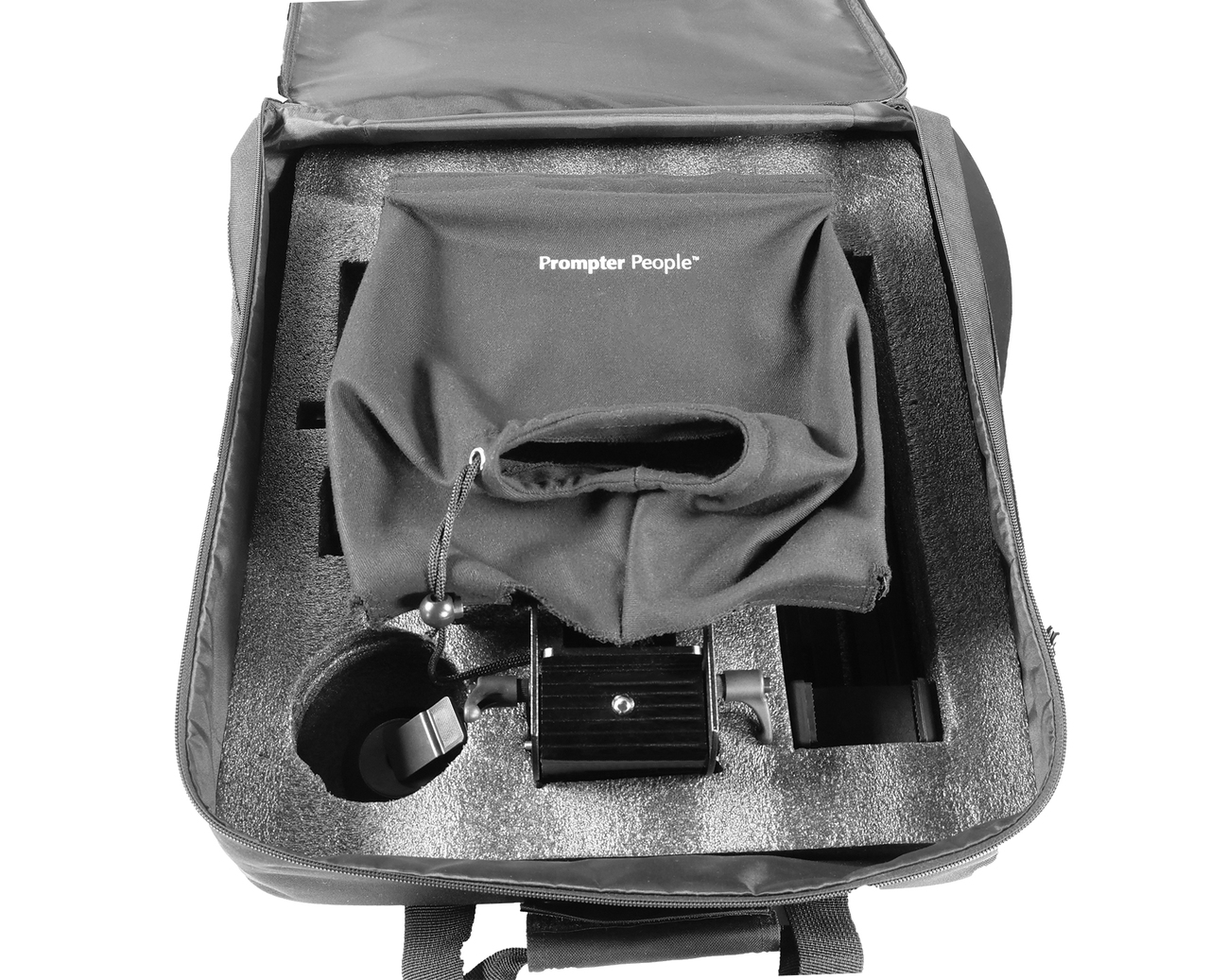 "PrompterPal Affordable 10"" Prompter - Bag Interior A"