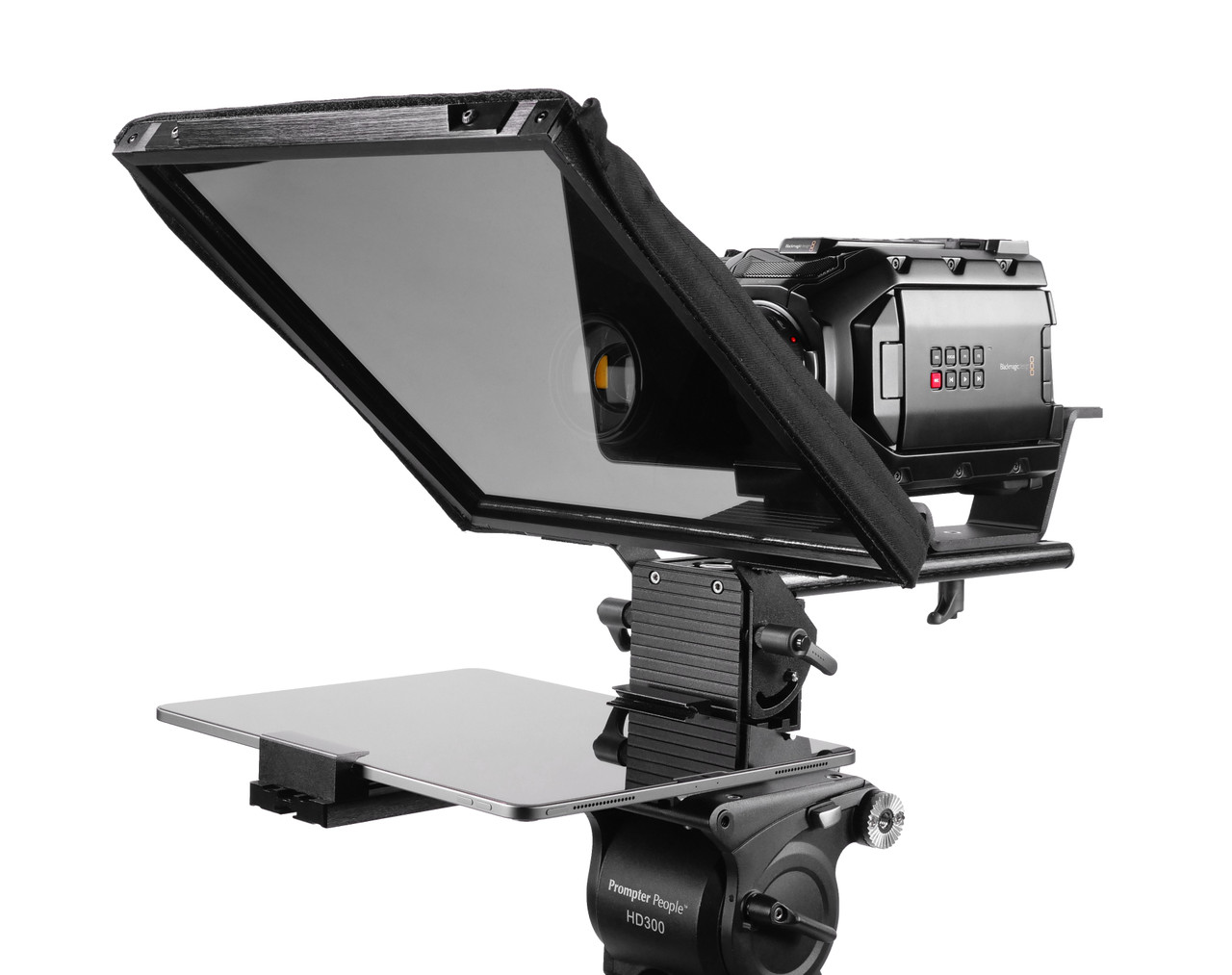 Prompter Pal 12 iPad Pro Affordable Teleprompter SLED Model