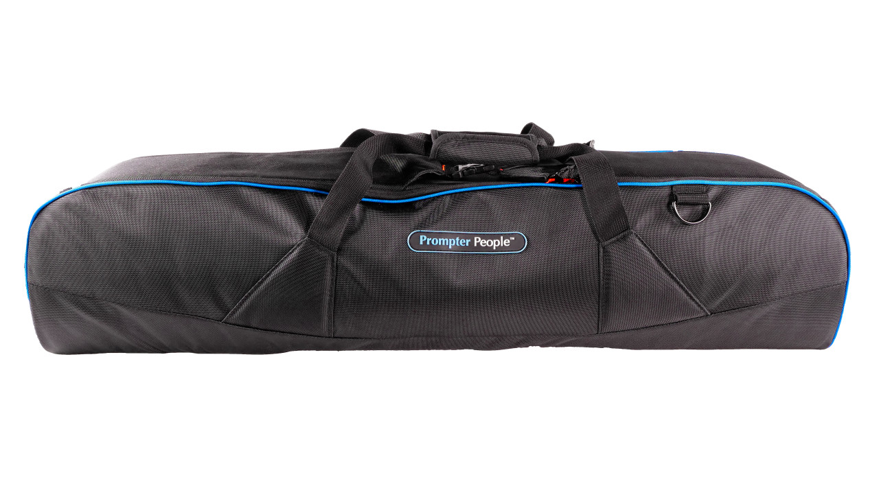 PrompterPeople Heavy Duty Tripod HD-500 50 LB Tripod - SoftBag