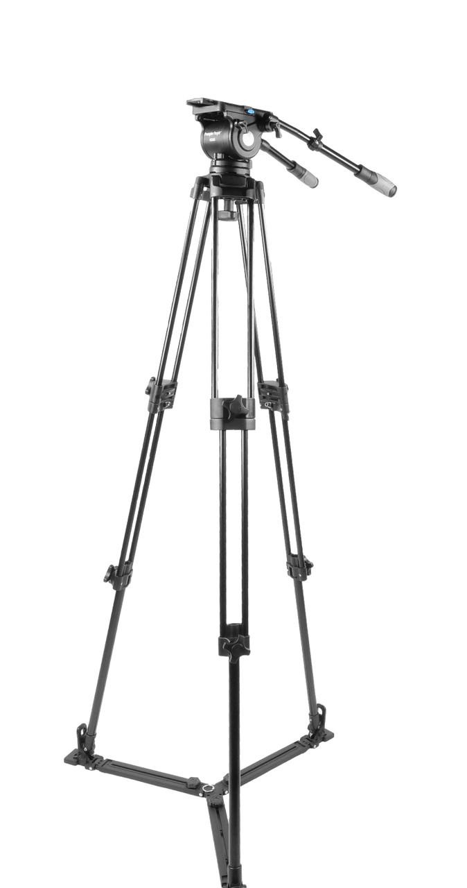 PrompterPeople Heavy Duty Tripod HD-500 50 LB Tripod - Full Height