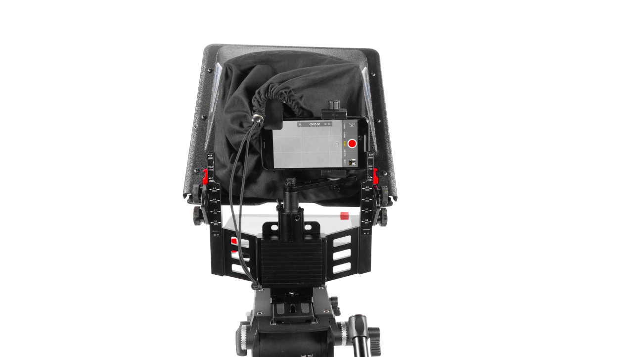 ProLIne Plus Teleprompter Phone Adapter Back