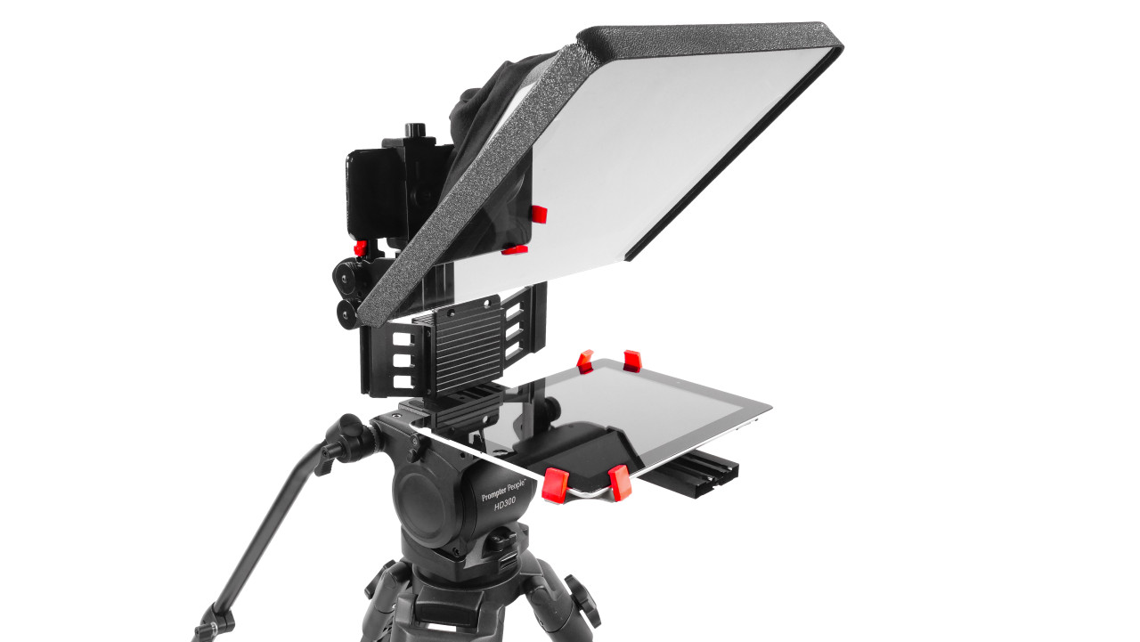 ProLine  Plus Teleprompter Phone Adapter Front