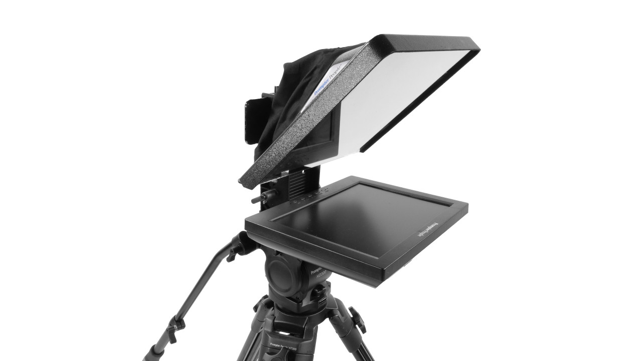 Flex Plus Teleprompter Angled Phone Adapter