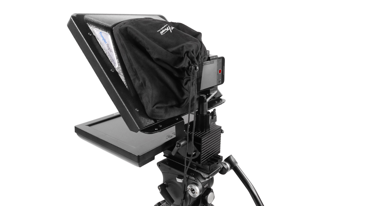 Flex Plus Teleprompter Back Angled Phone Adapter
