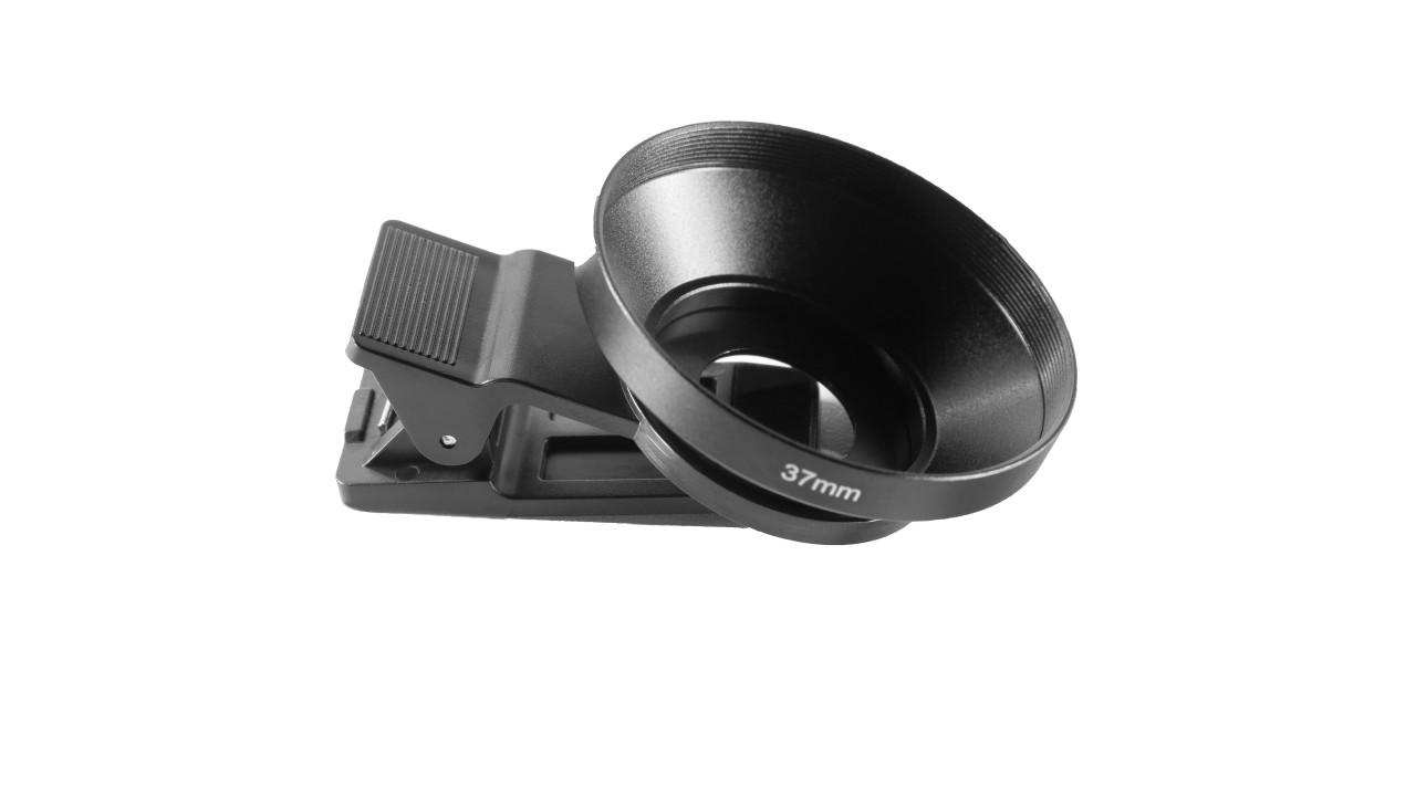 Plus Model Phone Lens Hood