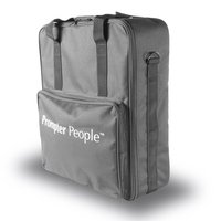 """Prompter Pal 10"""" & 12"""" Tablet and iPad based Model Replacement Bag Angled"""