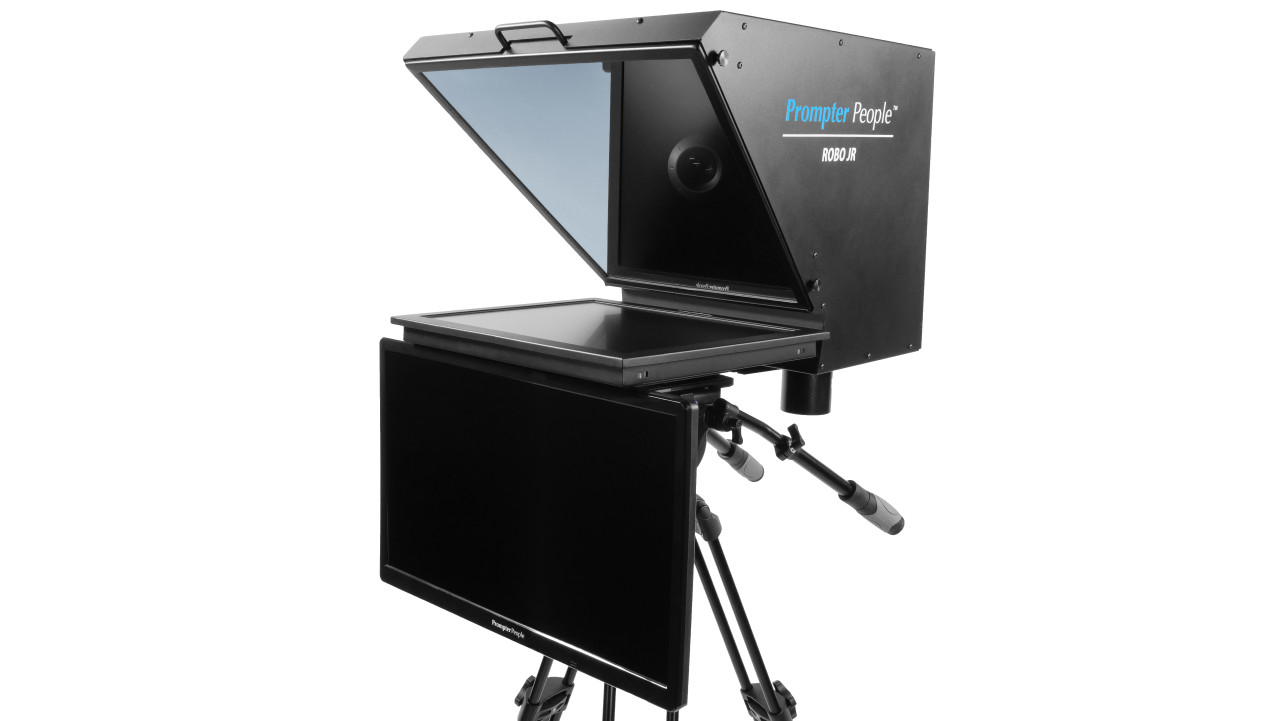 "Robo JR 400NIT Auto Reversing 19"" 1000 NIT HDSDI- with 24"" HDMI Talent Monitor"