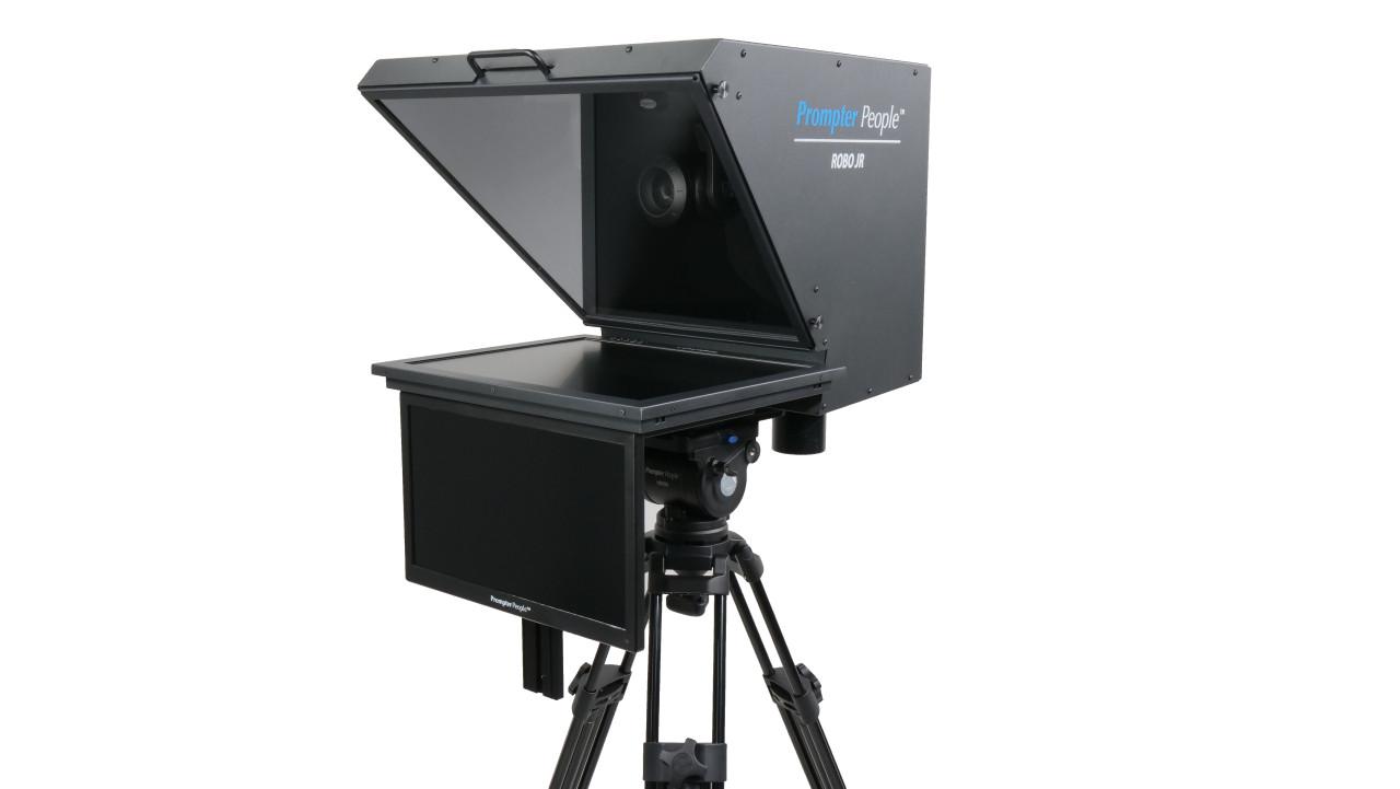 "Robo JR 1000NIT Auto Reversing 19"" 1000 NIT HD-SDI with 15.6"" 400 NIT HD-SDI Talent Monitor"