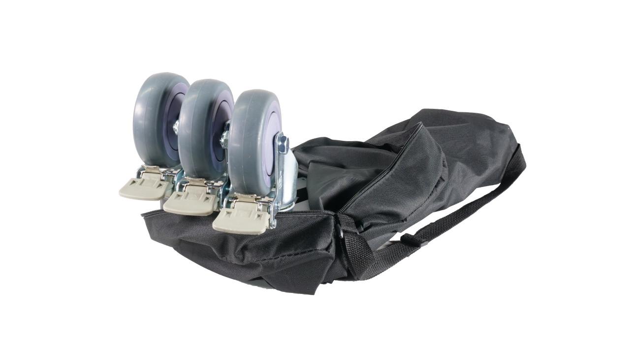 Prompter People Heavy Duty Dolly Folded in Bag