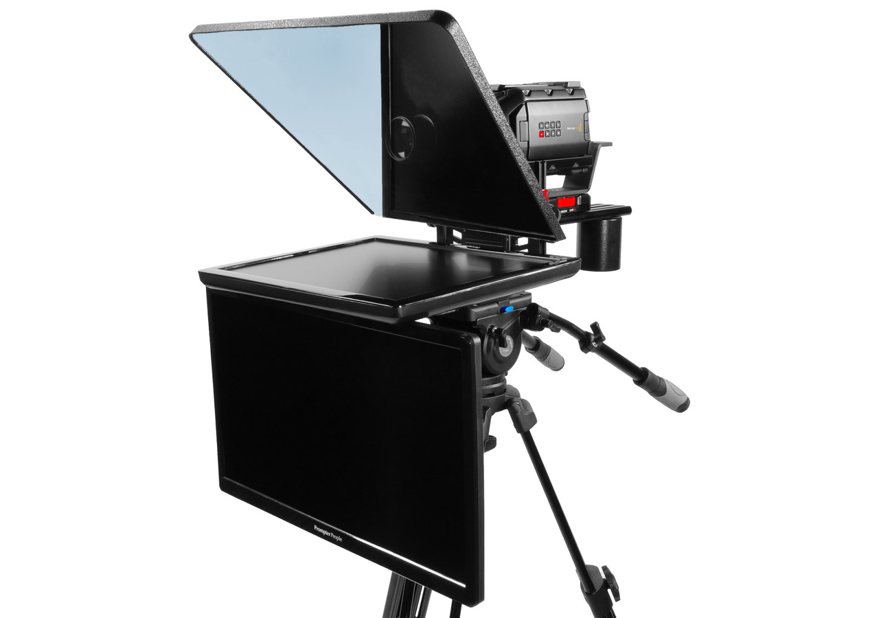 "ProLine Plus 19"" Studio (Trapezoidal) Regular Auto-Reversing HDMI with 24"" Regular HDMI Talent Monitor"