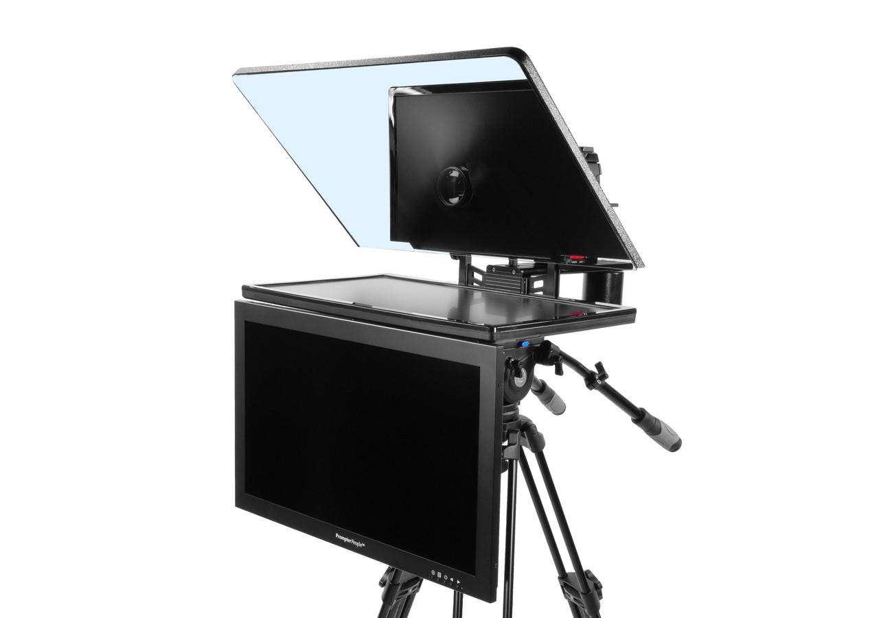 "ProLine Plus 24"" Widescreen Regular Regular Auto-Reversing HDMI with 24"" HighBright 1000 NIT HD-SDI Talent Monitor"
