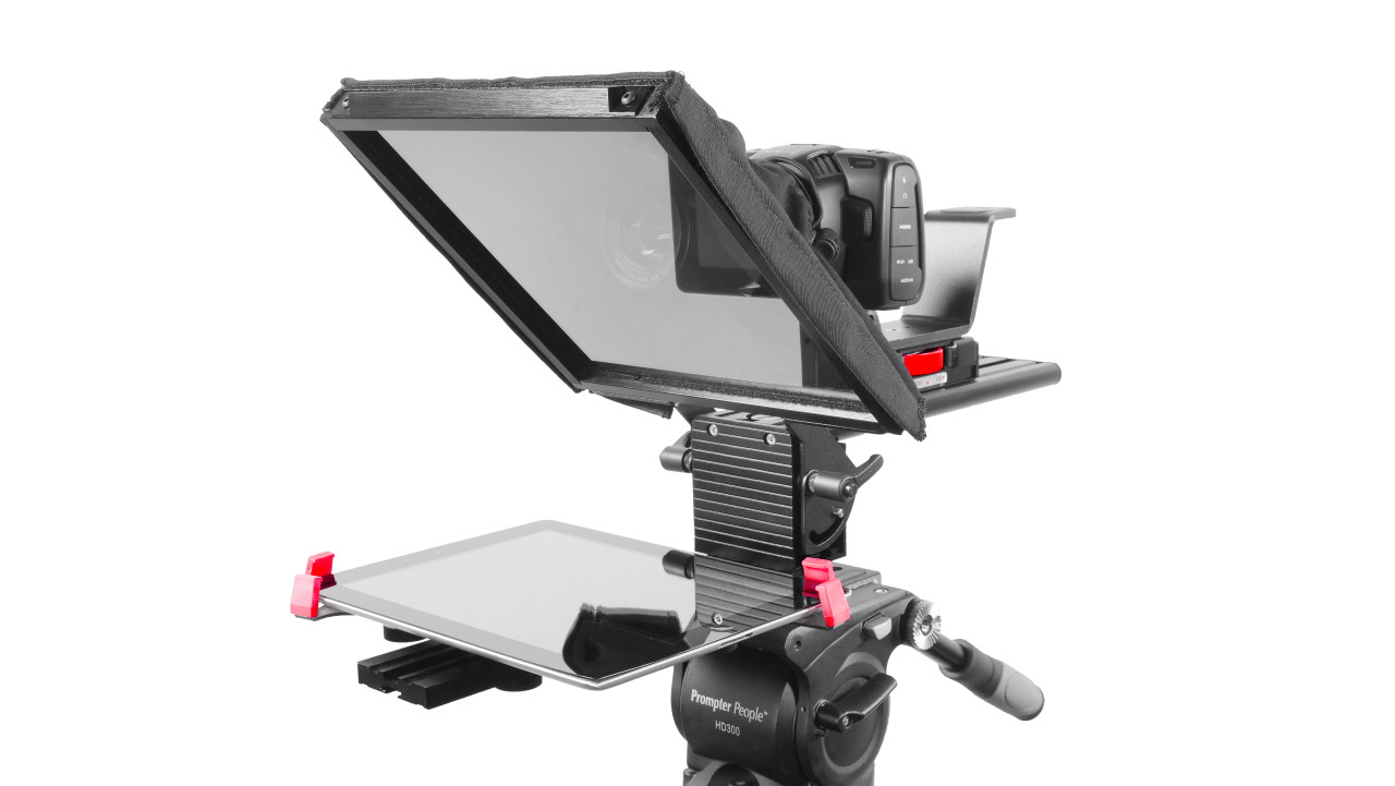 """Prompter Pal Pro 10"""" Tablet, Surface Pro, iPad Pro Affordable and Professional Teleprompter"""
