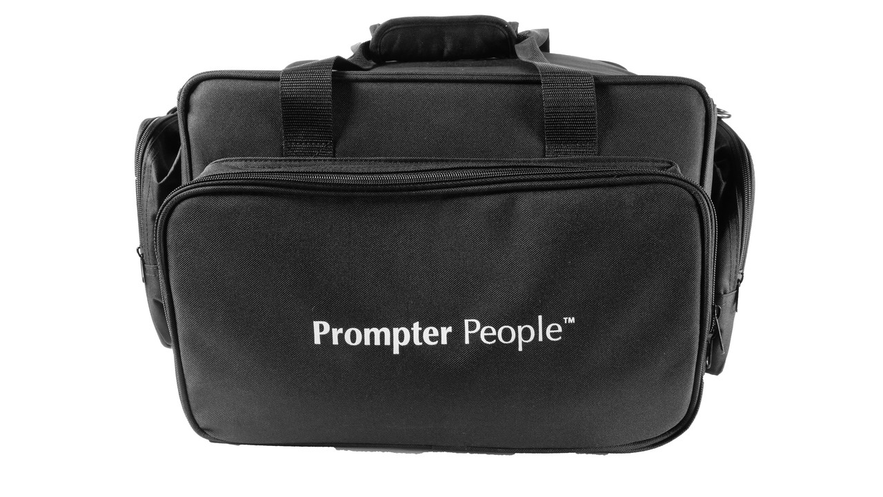 Prompter Pal Soft Bag Monitor Based