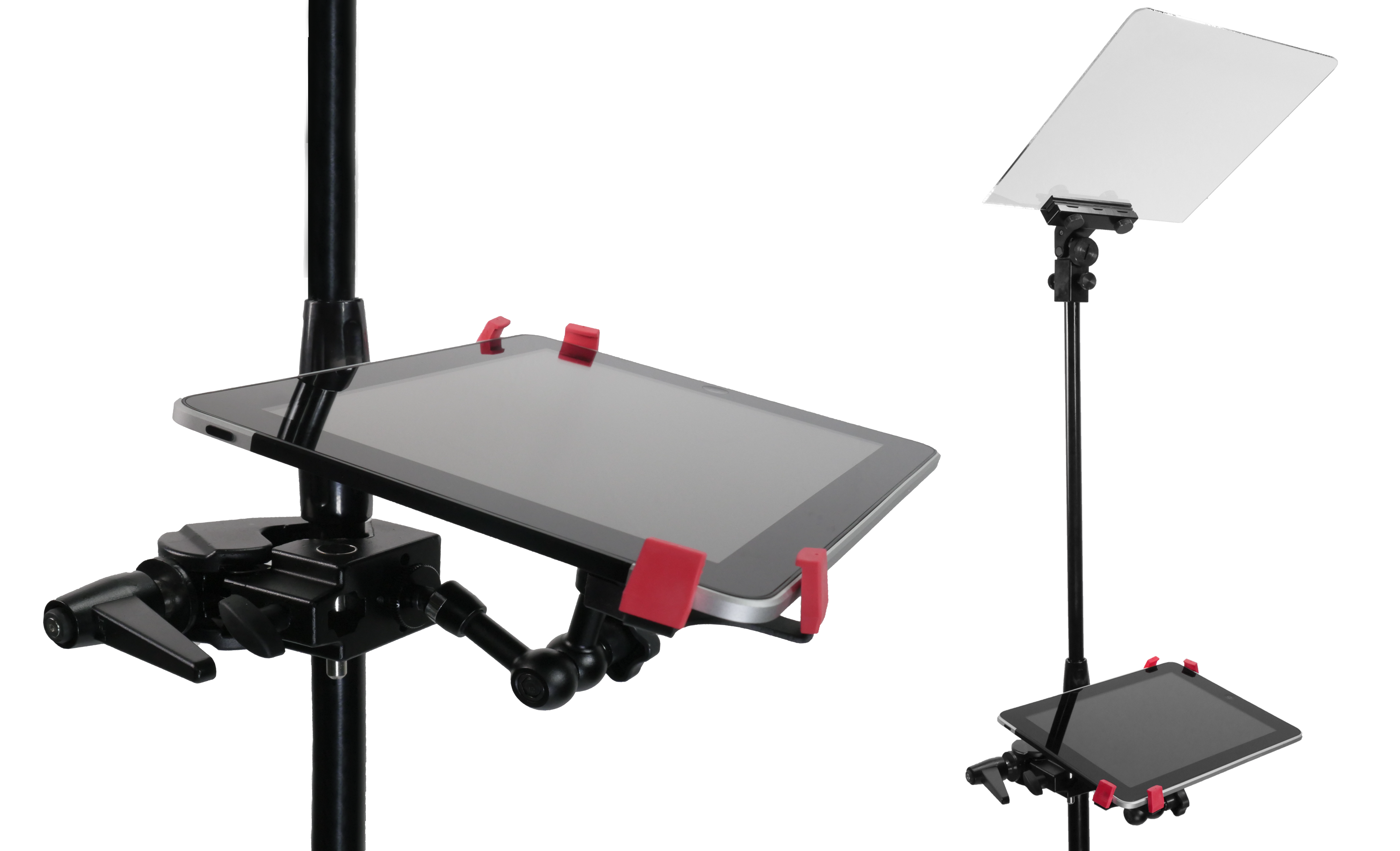 iPad / Tablet Teleprompters by Prompter People