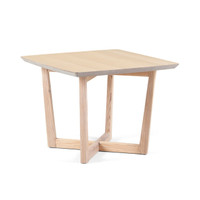 Muto Lamp Table - Oak