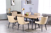 Carina Coco 7 pcs Dining Set