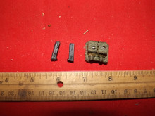 1/6th Scale Hot  Toys/Soldier Story Pistol Clip Pouch & 2 x Clips #336