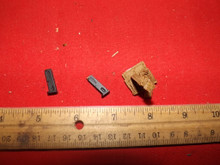 1/6 Scale Hot Toys/Soldier Story  Pistol Clip Pouch & 2 x Clips #343