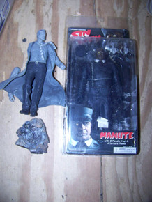 Frank Miller's Sin City Manute Reel Toys Series 1 Action Figure + ! Free loose Broken