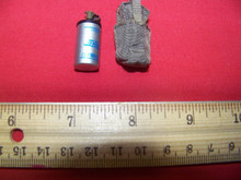 Miniature 1/6th Scale Riot Smoke Gernade & Pouch