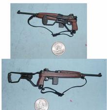 Miniature 1/6th Scale M1 Carbine w/folding stock