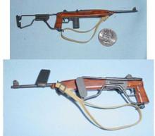 Miniature 1/6th Scale WW2 U.S. Paratrooper M1 Carbine w/folding