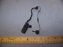 1:6 Scale Radio, Case & Broken Headset