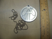 1/6 Scale Repeo GI Joe AT large Size Dog Tag w/Chain