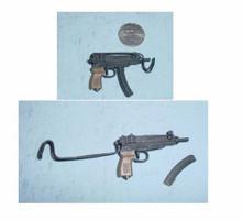 Miniature 1/6th Scale Scopion VZ Machine Pistol