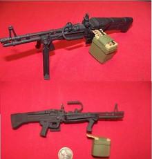 1/6th Scale M249 SAW Machine Gun