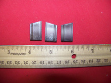 Miniature 1/6th Scale 3 x Bar Clips