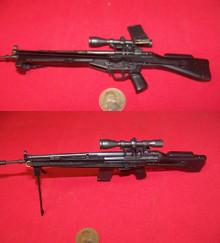 1/6th Scale Minature HK G3 SG1 / HK 33 SG1 Rifle