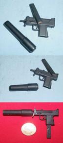 Miniature 1/6th Scale MAC 11 Machine Pistol