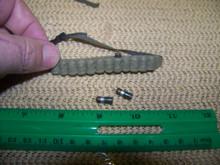 1/6th Scale Miniature Gernade Launcher Round Bandolier