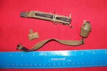 1/6th Scale 21st Century WWII US SBelt, floatation Belt, Canteen & 1st Aide