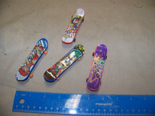 1/6 Scale Skateboard colors & style vary