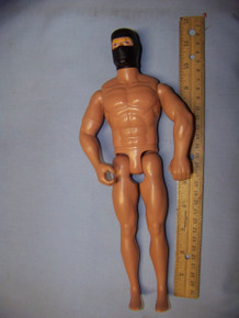 Misc. Nude figure #140  GI joe