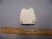 1/6 Scale Dragon White Body Armor #1