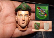 1:6 Scale 110 Special Forces  Flash, Beret sold separtely