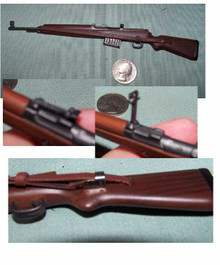 Miniature 1/6th Scale WW2 German G-43 Rifle 11419