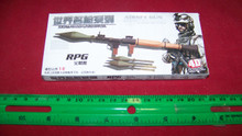Miniature 1/6th Scale RPG Kit MIB