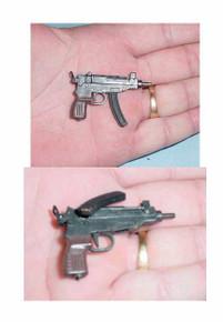 Miniature 1/6th Scale Scorpion Machine Pistol #1