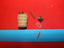 1/6 Scale Hot Toys/Soldier Story Tan Pouch, Trail Camera & more