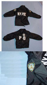 Miniature 1/6th Scale NYPD Police Jacket